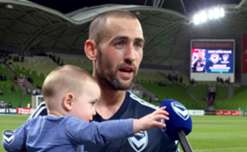 Hear from Melbourne Victory captain Carl Valeri following Friday night's 3-2 win over Brisbane Roar.