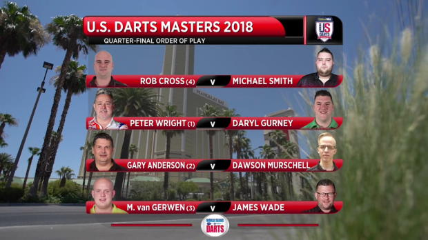 US Darts Masters: Tag 3