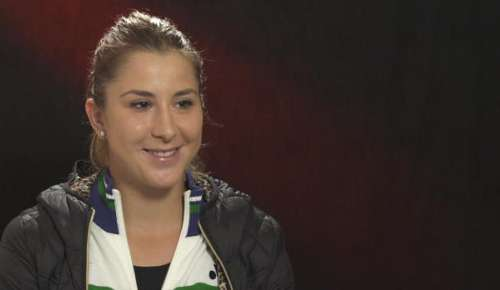 Bencic Interview: WTA Eastbourne Preview