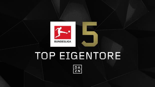 """Die """"schönsten"""" Eigentore aus der Bundesliga"""
