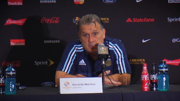 Copa America: Martino: DFB-Team als Vorbild