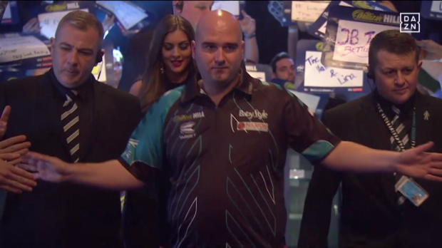 Michael van Gerwen - Rob Cross
