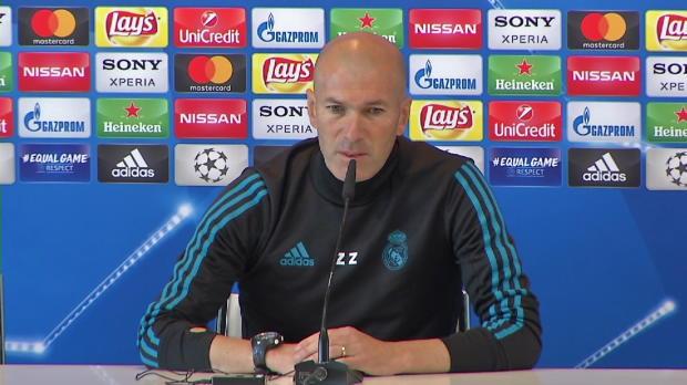 """Zidane: Ronaldo-Kritiker? """"Seid vorsichtig"""""""