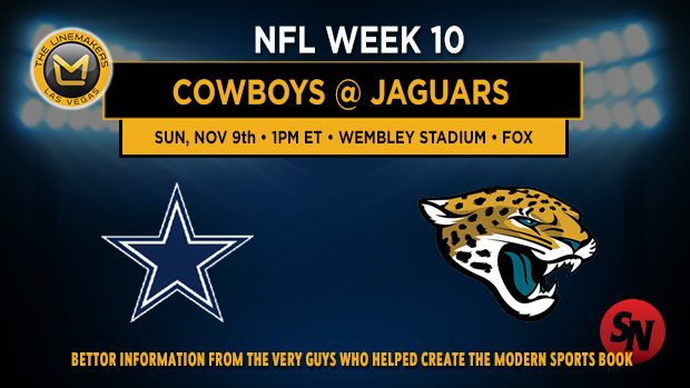 Dallas Cowboys vs. Jacksonville Jaguars