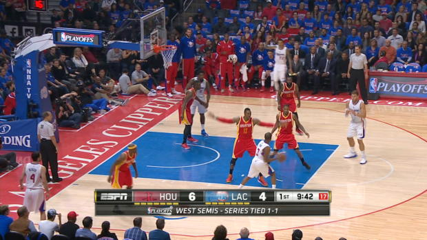Dunk of the Night: Blake Griffin