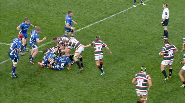 Aviva Premiership - Match Highlights - Leicester Tigers v Newport Gwent Dragons