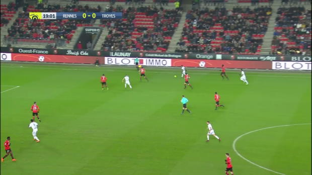 Rennes - Troyes