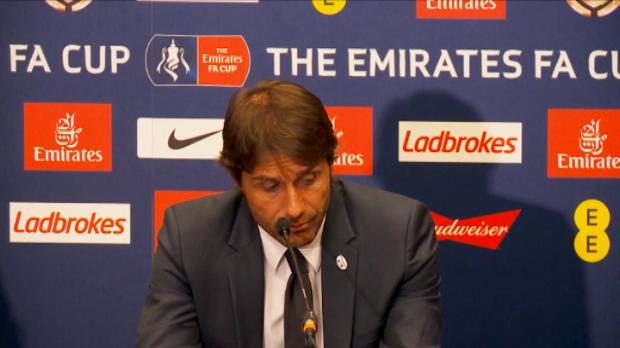 كرة قدم: كأس الإتحاد الإنكليزي: هدف سانشيز جاء من لمسة يد- كونتي