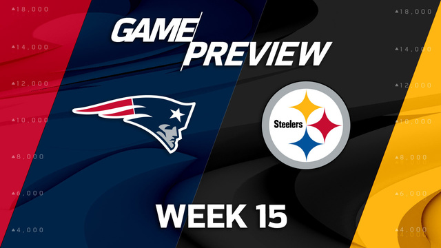 New England Patriots vs. Pittsburgh Steelers preview | 'NFL Playbook'