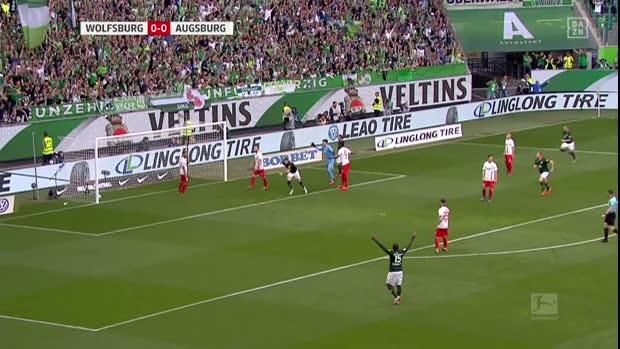 8 Tore vom VFL in unter 60 Sekunden | Bundesliga Viral