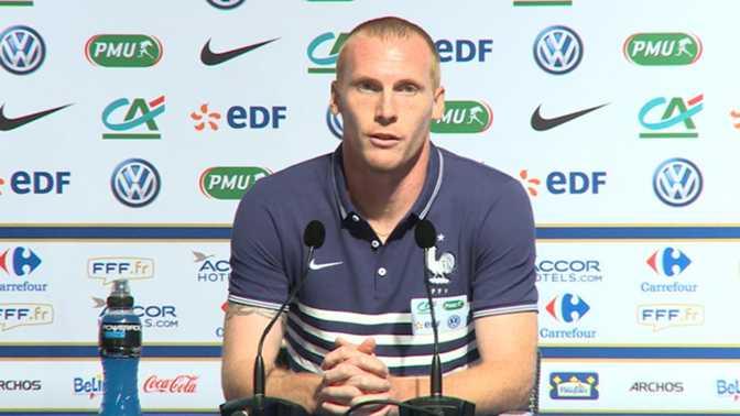 """Mathieu : """"J'espère prendre le bon wagon"""""""