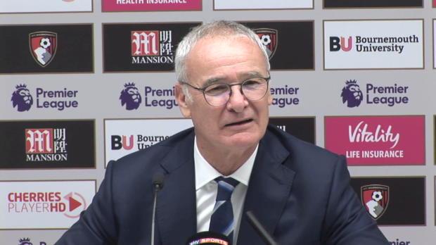 """Ranieri: """"Alle wollten gegen uns spielen"""""""