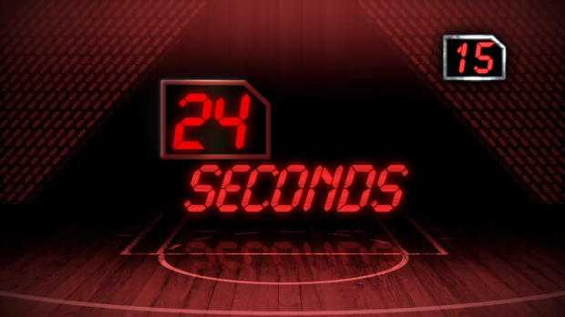 24 Seconds: Klay Thompson