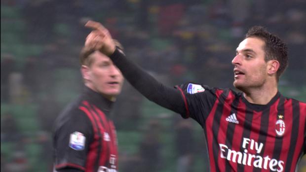 Milan 2-1 Torino, TIM Cup 2016/17