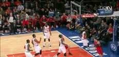 NBA : Knicks 95-92 Raptors