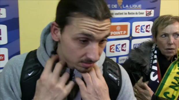 CDL - PSG, Ibrahimovic : 'Ce n'est pas fini'