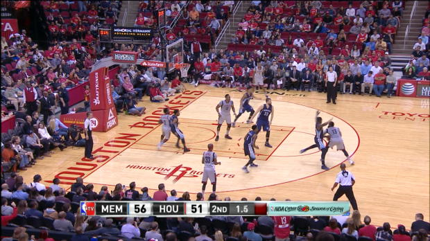 Buzzer-beater of the Night: James Harden