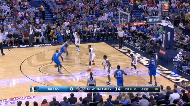 GAME RECAP: Pelicans 121, Mavericks 118