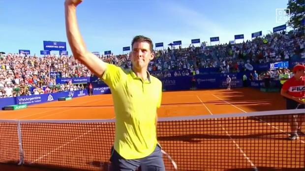 ATP Buenos Aires: Thiem im Finale