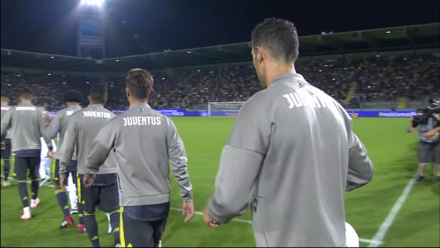 Serie A: Frosinone - Juventus | DAZN Highlights