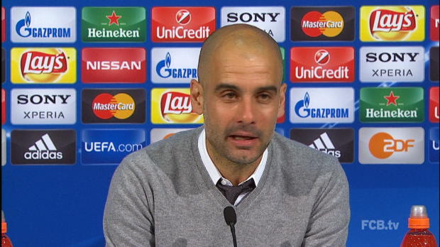"""Guardiola: """"Mein Leben für Bayern gegeben"""""""