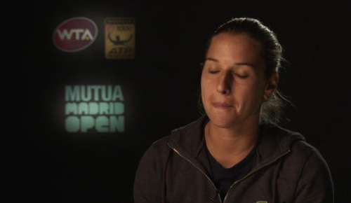 Cibulkova Interview: WTA Madrid QF