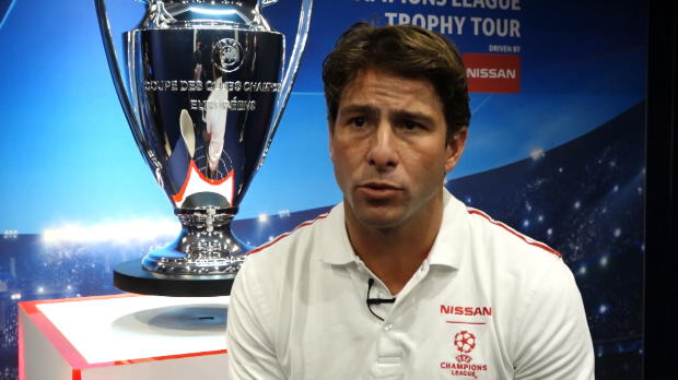 PSG - Maxwell - 'Guardiola, le meilleur entraineur avec qui j?ai travaillé'