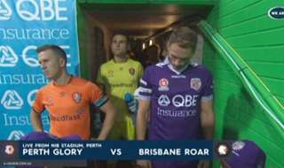 Glory and Roar shared the points following a hotly contested 2-2 at nib Stadium on Saturday night.