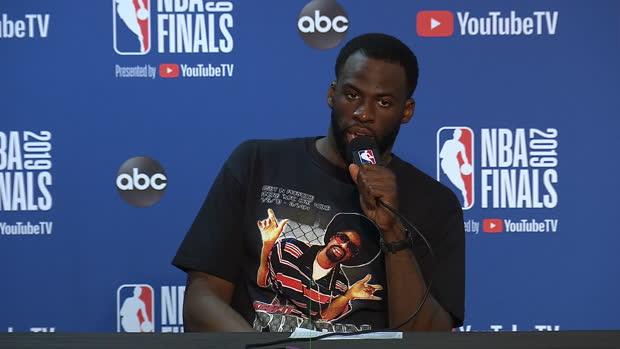 """Basket : Finals - Green - """"Toronto méritait de gagner"""""""