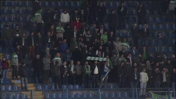 Turkish Cup: Fenerbahçe v Giresunspor (5R/1L)