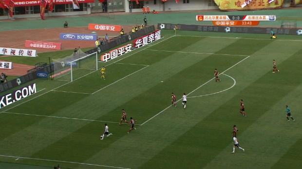 CSL: Feinste Fußballkunst von Lavezzi