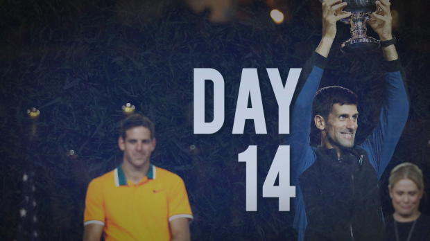US Open: Djokovic holt 14. Grand-Slam-Tiltel