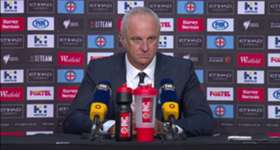 Sydney FC boss Graham Arnold said he knew his side would respond from last week's first defeat in their 3-1 win over Melbourne City.