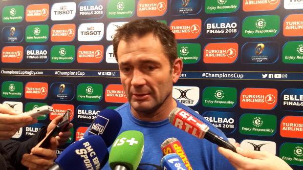 """Rugby : 4e j. - Azéma - """"On s'est mis dans de bonnes dispositions"""""""