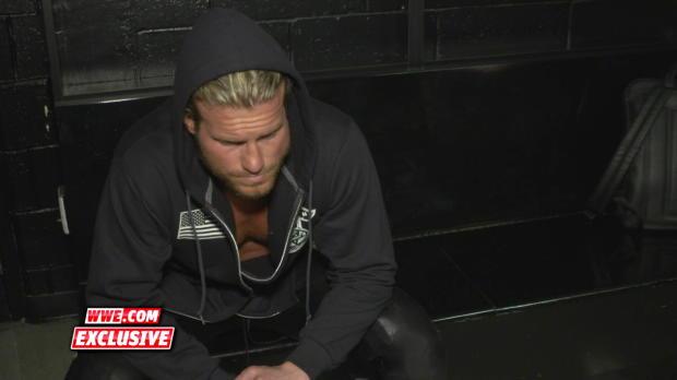 New U.S. Champion Dolph Ziggler on his intense drive: WWE.com Exclusive, Dec. 17, 2017