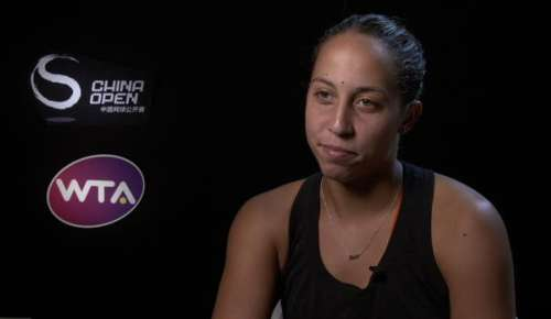 Keys Interview: WTA Beijing QF