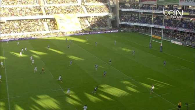 Champions Cup : Clermont 35-3 Sale