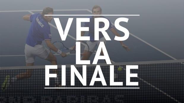 Basket : Coupe Davis - La France file en finale