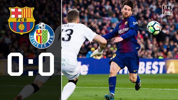 FC Barcelona - Getafe