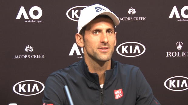 """AO: Djokovic: Nummer eins """"nicht Hauptziel"""""""