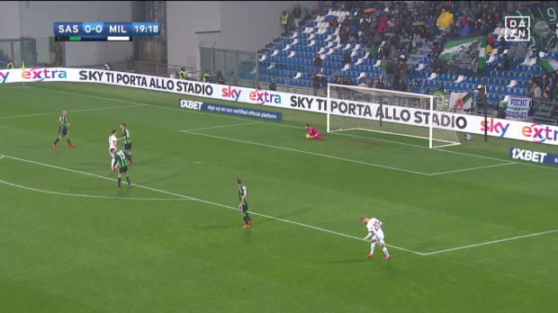 Sassuolo - AC Milan