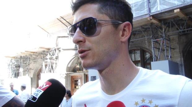 Lewandowski über Pokalsieg und Guardiola