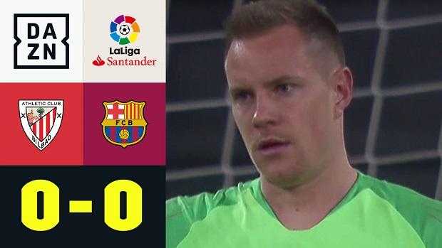 La Liga: Bilbao - FC Barcelona | DAZN Highlights