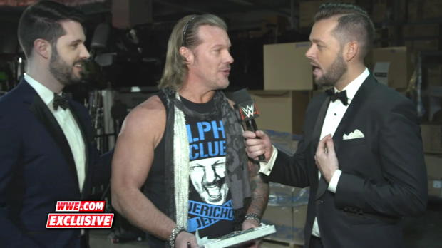 Chris Jericho puts everyone in sight on The List: WWE.com Exclusive, Jan. 22, 2018