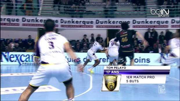 Hand - D1 : Dunkerque 27-25 Nantes