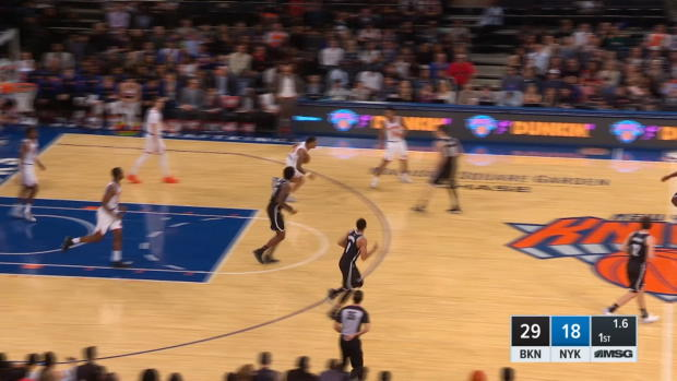 GAME RECAP: Nets 113, Knicks 107