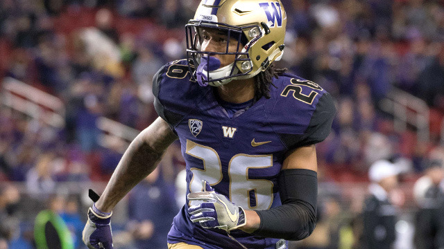 NFL Legends announce Eagles selection of Sidney Jones No. 43 in the 2017 NFL Draft