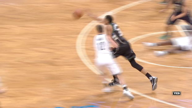 Steal Of The Night: Giannis Antetokounmpo