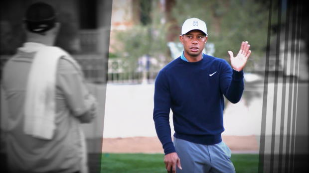 Tiger Woods turns 41
