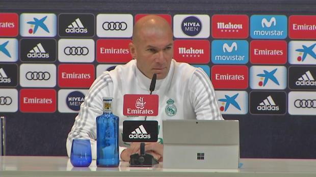 """Zidane: Bale? """"Wichtiger Spieler für uns"""""""